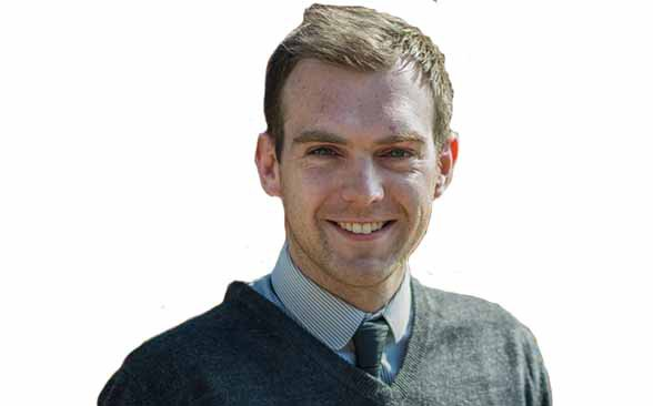Picture of Bradley Hough, Managing Quantity Surveyor at Morgan Sindall Construction