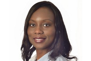 Picture of Catherine Blankson, quantity surveyor at Morgan Sindall Construction