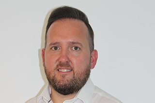 Picture of Craig Lumsden, design manager for Morgan Sindall Construction in Northern Home Counties