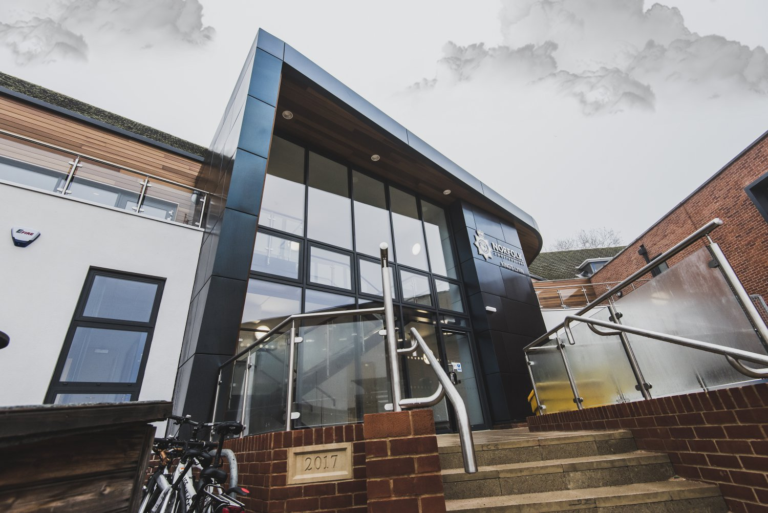 Picture of Kings Lynn Police Station