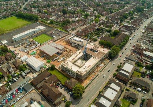 St Mark's School Southampton - July 2021
