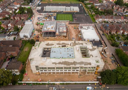 St Mark's School August 2021