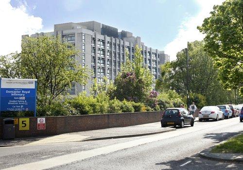 Image of Doncaster Hospital