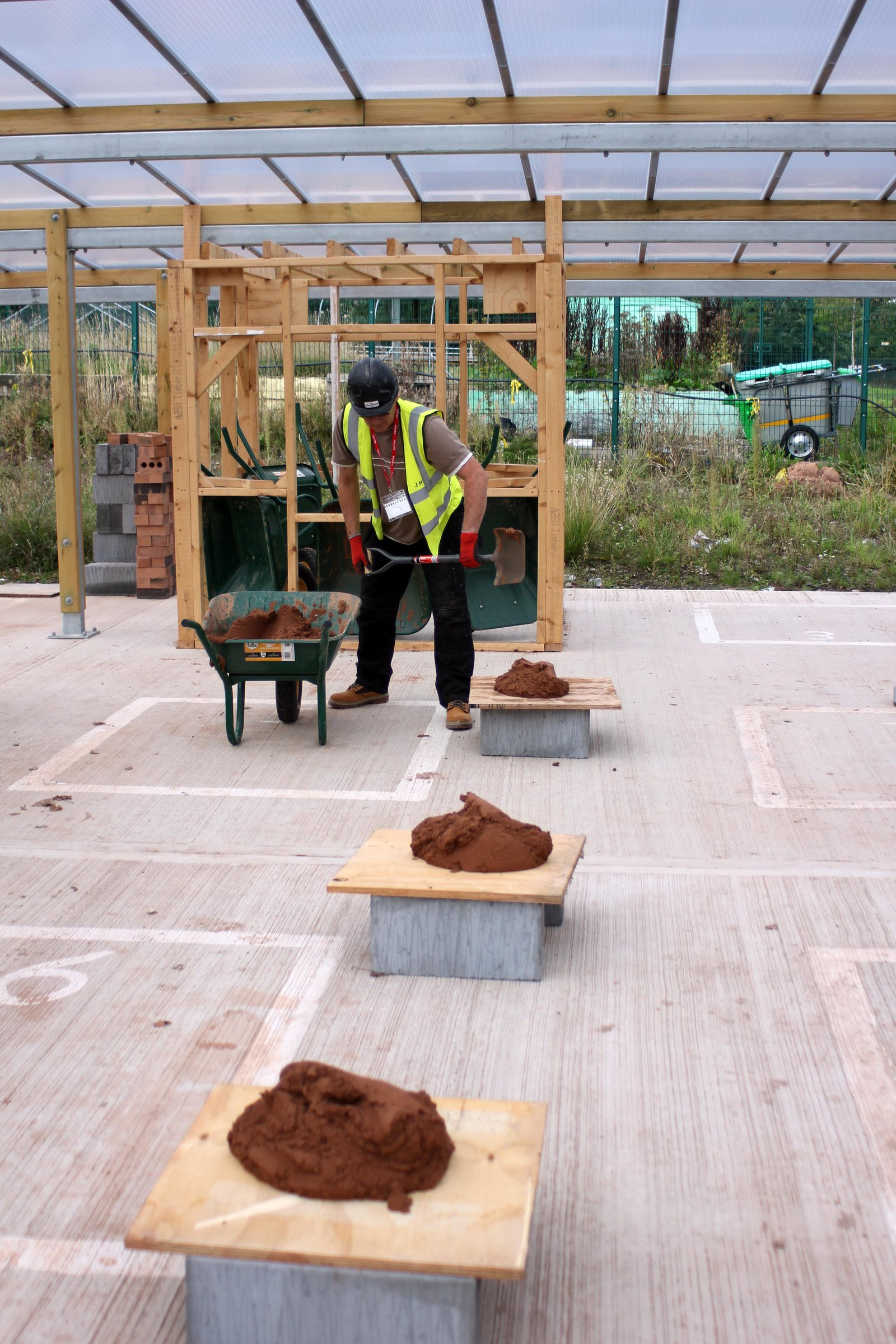 A team of Morgan Sindall Construction volunteers has helped set up a BTEC Construction course at Manchester Health Academy