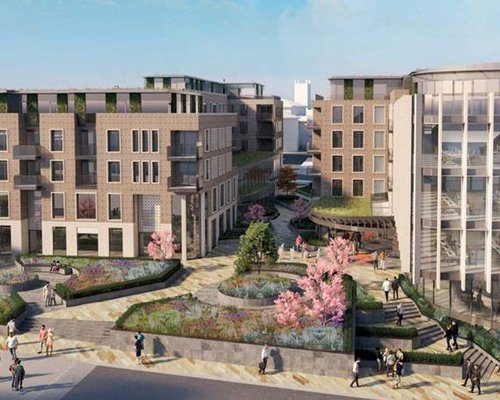 Proposed design of the CCOS South project in St Albans