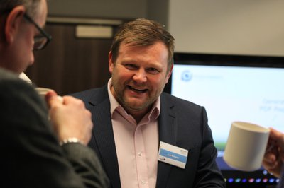 Picture of Lee Ramsey, Design Management and BIM Director