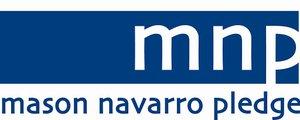 Picture of the Mason Navarro Pledge logo