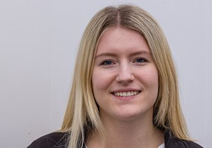 Picture of Martha Cowell, trainee quantity surveyor at Morgan Sindall Construction