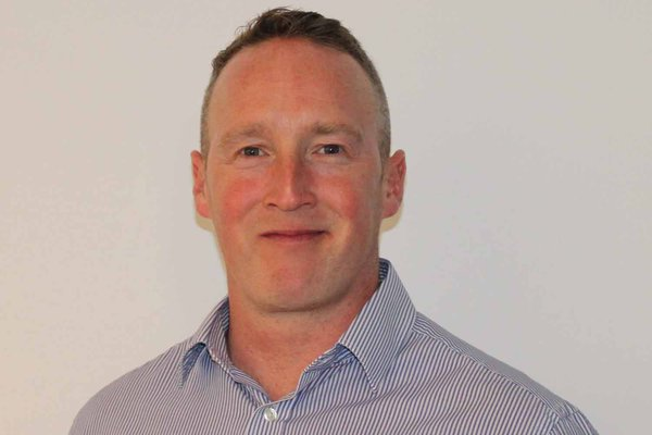 Picture of Michael Coyle, senior project manager at Morgan Sindall Construction