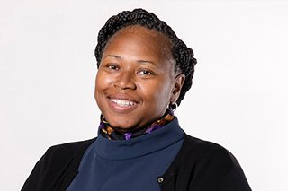 Picture of Norma Odain-Hines, Community Investment Manager at Morgan Sindall Construction