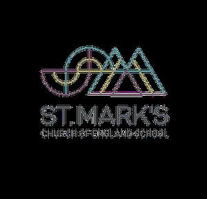 St Mark's School Logo Grey NB.png