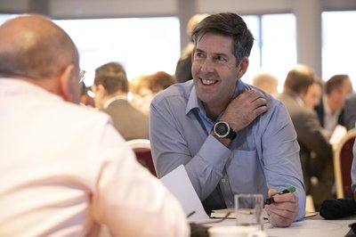 Image of Peter Whitmore, Managing Director for the East, Morgan Sindall Construction