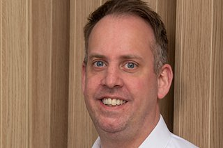 Picture of Richard Harding, head of preconstruction for Morgan Sindall Construction in Yorkshire and North East