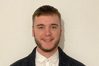 Picture of Sam Green, site manager at Morgan Sindall Construction, Northern Home Counties