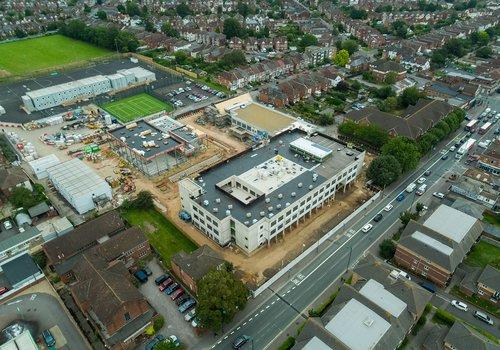 St Mark's School - September 2021
