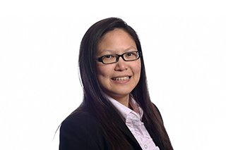 Picture of Su Ping Chua, senior quantity surveyor for Morgan Sindall Construction, Northern Home Counties