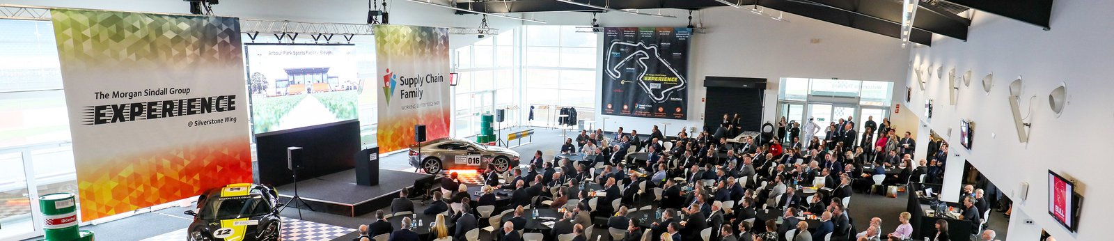 Image of Morgan Sindall Group supply chain event