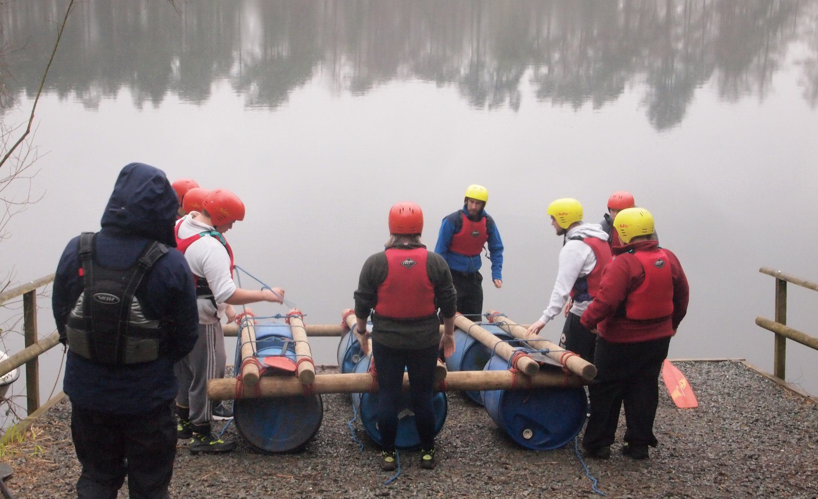 CCC outward bound