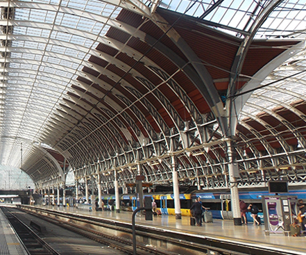 Infrastructure secures Network Rail CP6 Framework for Western Region