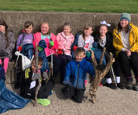 Morgan Sindall Infrastructure joins in with Great British Beach Clean in Cumbria